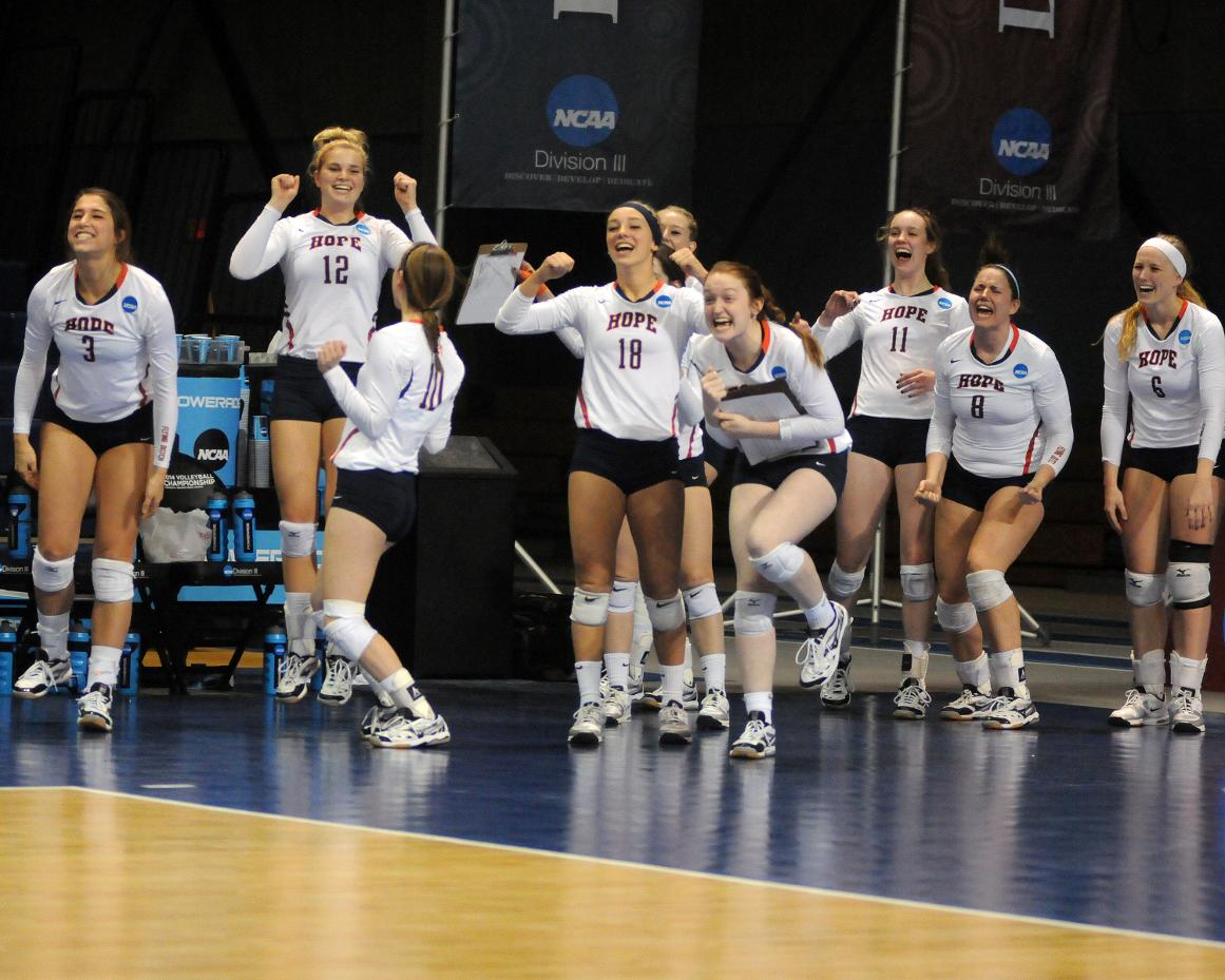 hope college volleyball Information on the new hope christian college women's volleyball program and need/merit-based scholarship opportunities in the ncsa student athlete portal.