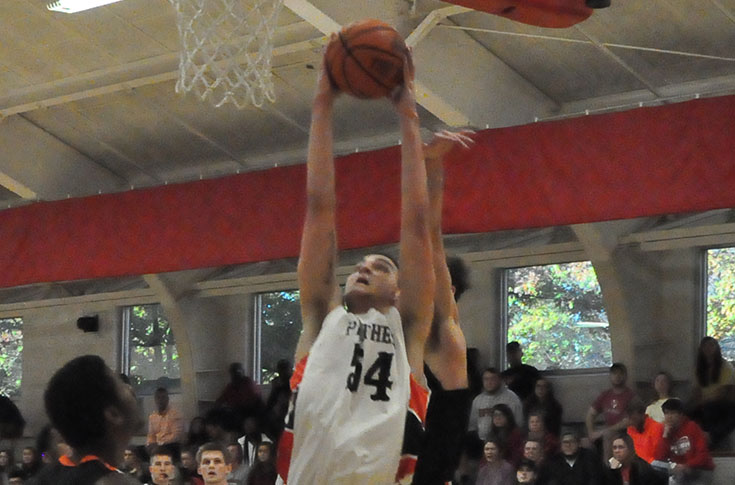 Men's Basketball: Panthers fall to No. 17 Susquehanna at HoopMIA D3 Holiday Shootout