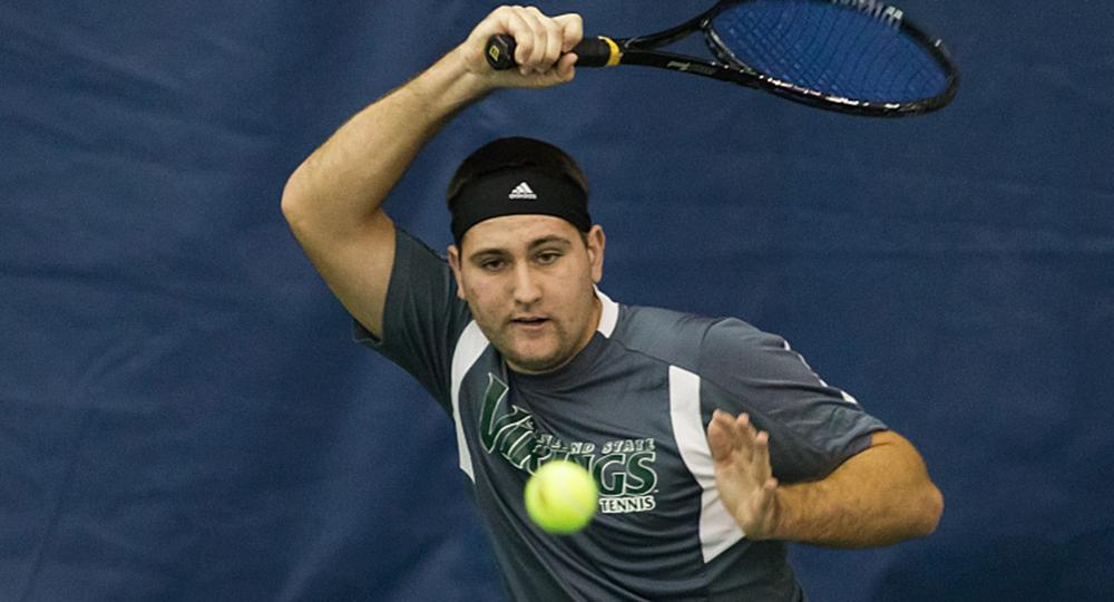 Strong Singles Play Paces Vikings At Valpo Fall Invitational