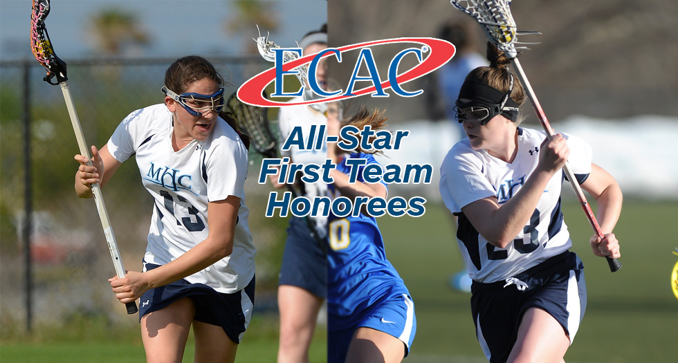 Bell & Kilburn Named ECAC First Team All-Stars