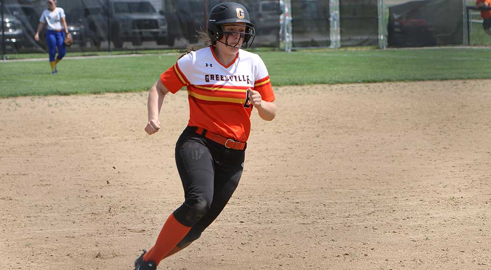 Softball falls in doubleheader at Millikin