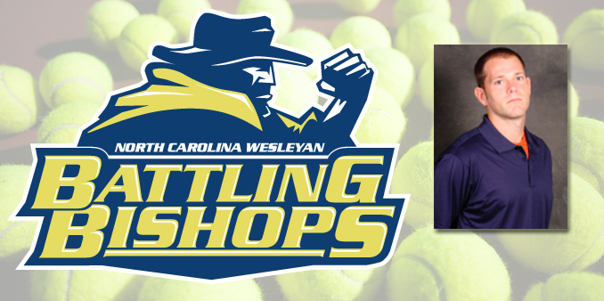 Richardson to Head N.C. Wesleyan Tennis Programs