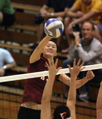 Athenas Fall to 9th Ranked ULV; Rebound Against Cal Tech