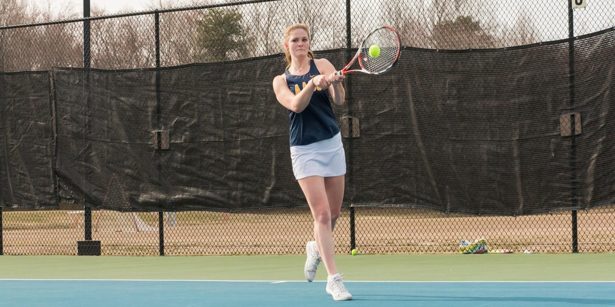 Singles Players Help Capture Win Over Calverton