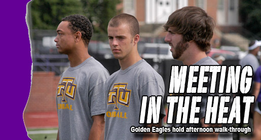Camp Notebook/Day Two: Golden Eagle secondary will be strong