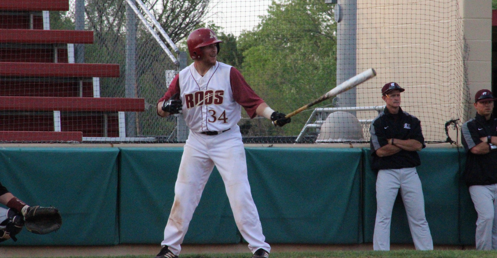 'Roo Baseball Completes Weekend Sweep in New Mexico