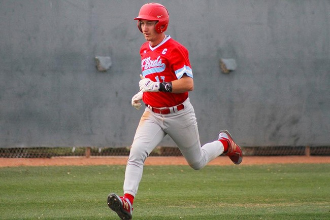 #1 Mesa Baseball Sweeps Eastern Arizona, 6-1, 16-5