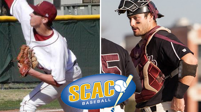 Trinity's Bianchi, Austin College's Tew Named SCAC Baseball Players of the Week
