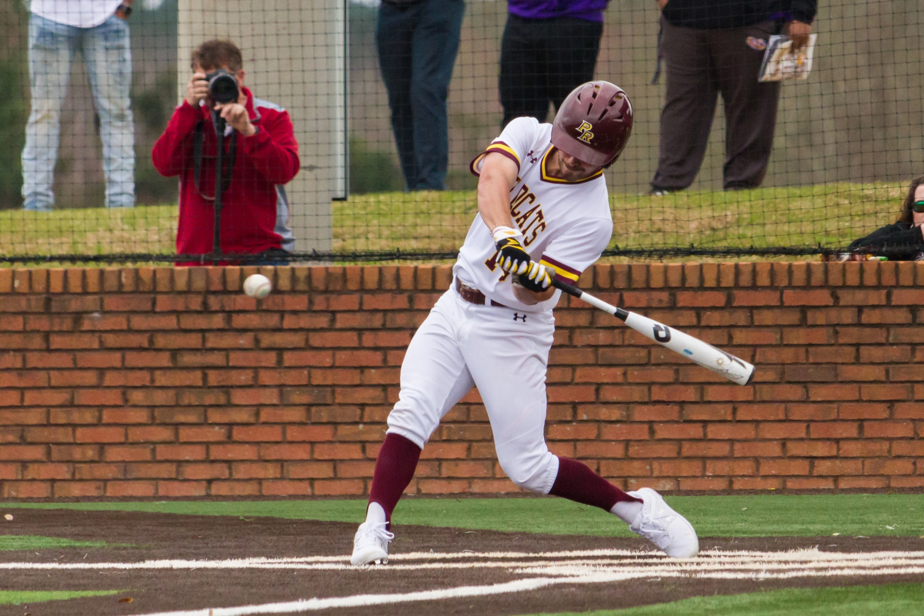 No. 7 Pearl River scores 31 runs in sweep of EMCC