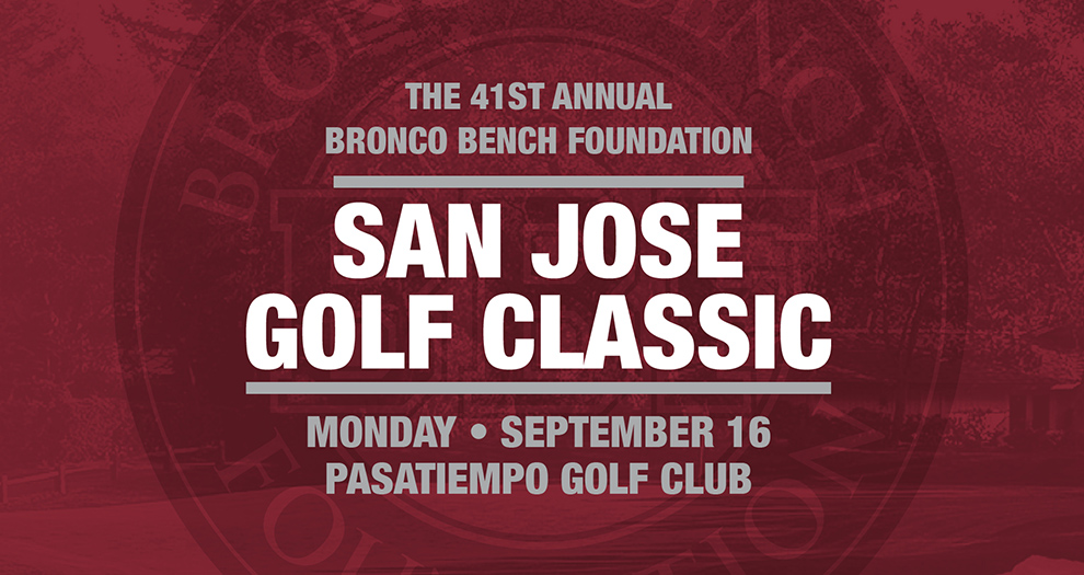 Bronco Bench Foundation San Jose Golf Classic Registration Now Open