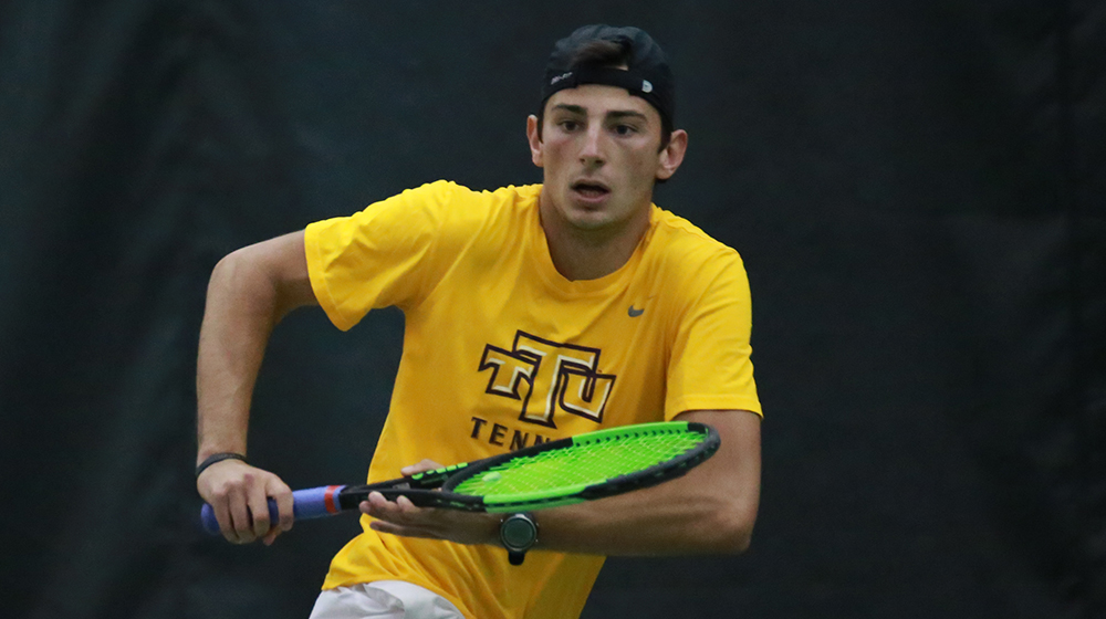Golden Eagles unwrap conference play with a 7-0 win at EIU