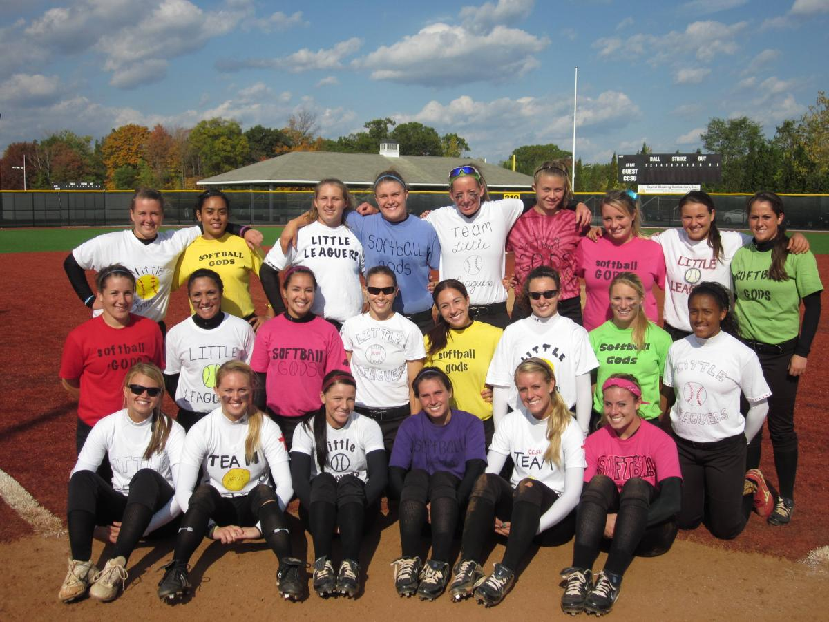 2010 Blue Devil Softball Blood Bowl