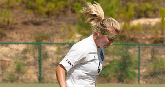 Bobcat Soccer's Borror Garners Two Awards