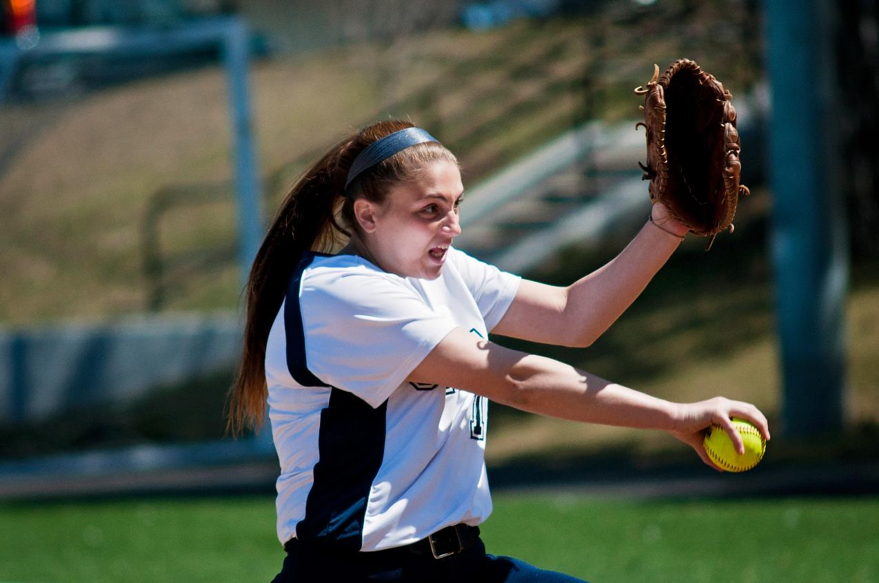 Home Opener Yields Pair of Wins for Softball Over Emerson