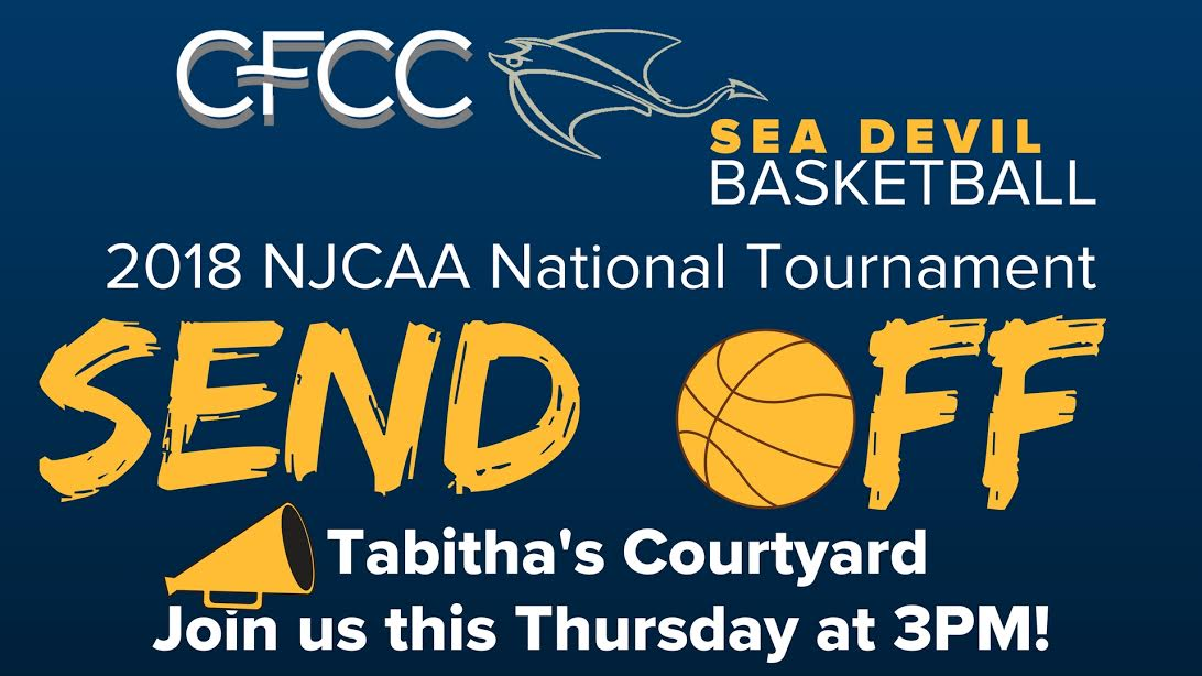 CFCC Men's and Women's Basketball Teams Head to the 2018 NJCAA National Tournament