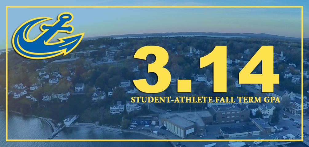 Maine Maritime's Athletes Excel in the Classroom