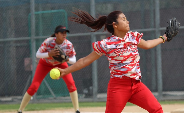 COD Softball falls short in rematch with the Eagles, 9-7