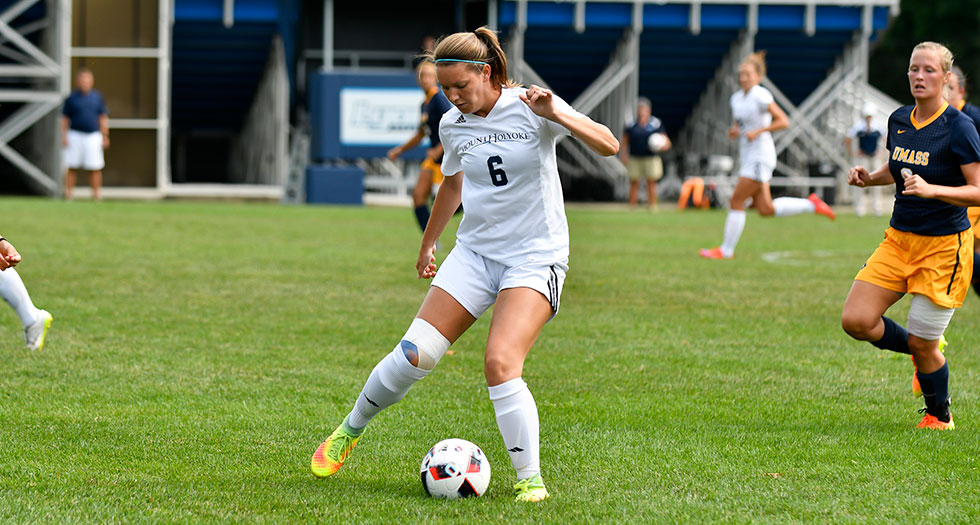 Lyons Soccer Falls, 3-0 in NEWMAC Finale
