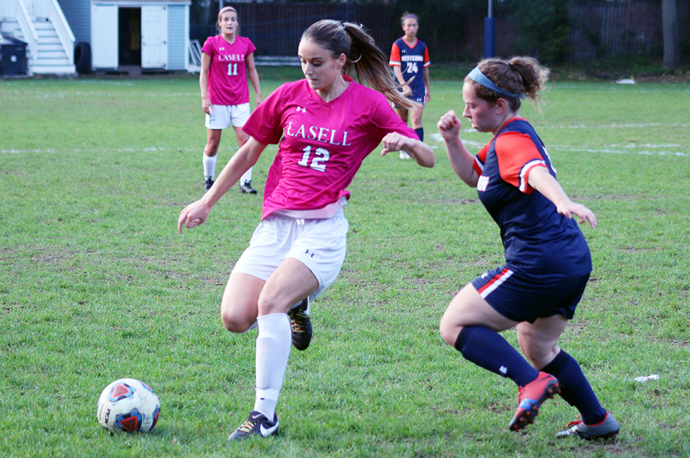 Lasell Women's Soccer falls to Western Connecticut in non-conference play