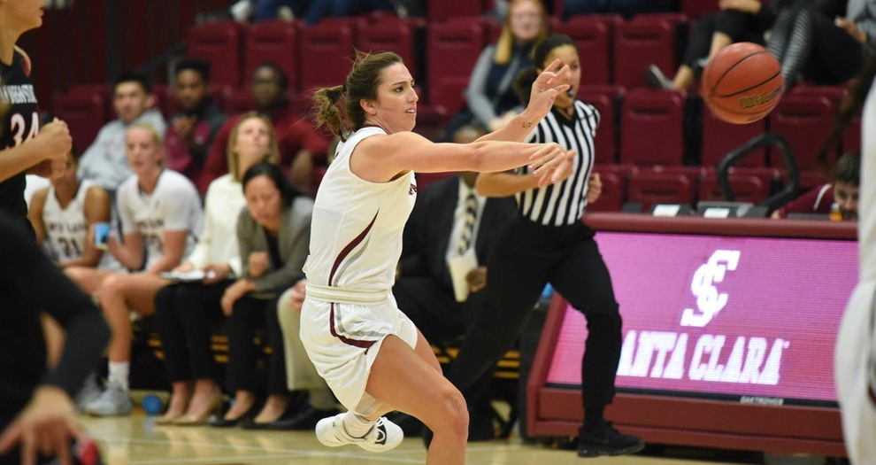 Women's Basketball Falls at Fresno State Wednesday