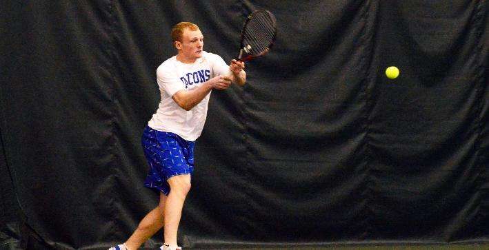 Johnson named NACC Men's Tennis Student-Athlete of the Week