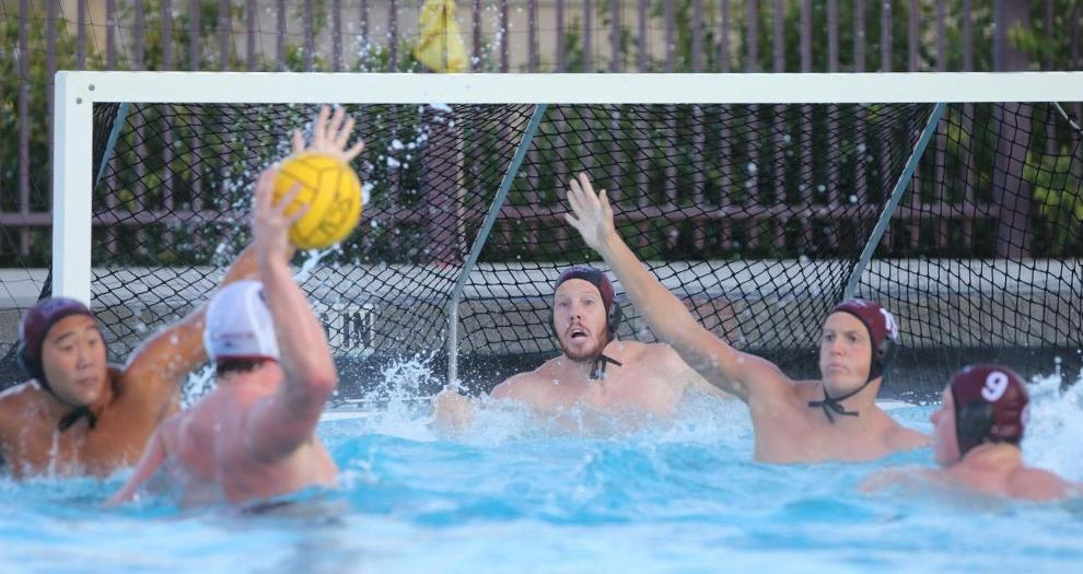 No. 16 SCU Men's Water Polo Play Final Conference Games of the Season