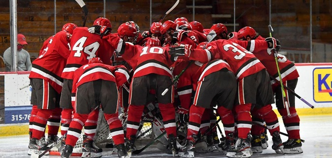 St Lawrence Falls To Air Force In Ice Vegas Semis Ecac Hockey