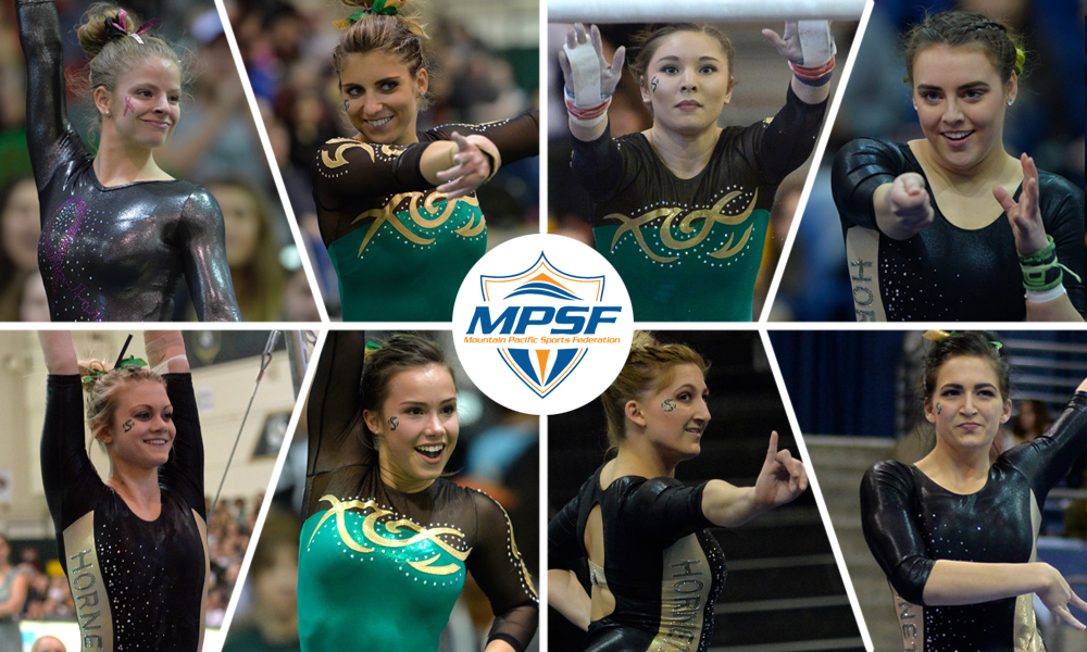 EIGHT GYMNASTS BRING HOME MPSF ALL-ACADEMIC HONORS
