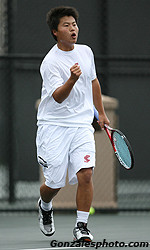 No. 75 Santa Clara Men's Tennis Begins Dual Season
