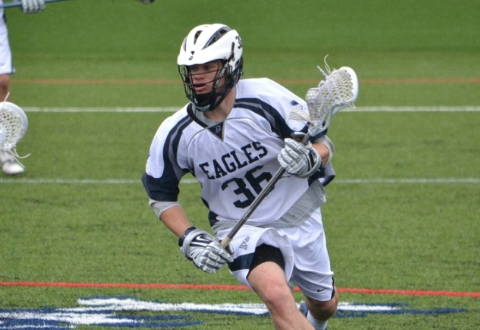 UMW Men's Lax Tops Randolph-Macon, 12-8