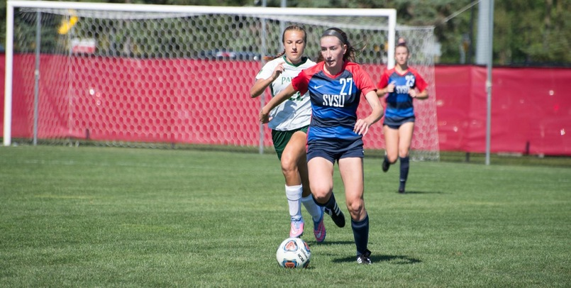 Women's Soccer Heads To GLIAC Semifinals After 4-nil Victory Over Parkside