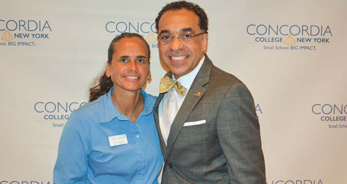 Concordia Elevates Kathy Laoutaris to Director of Athletics & Campus Life