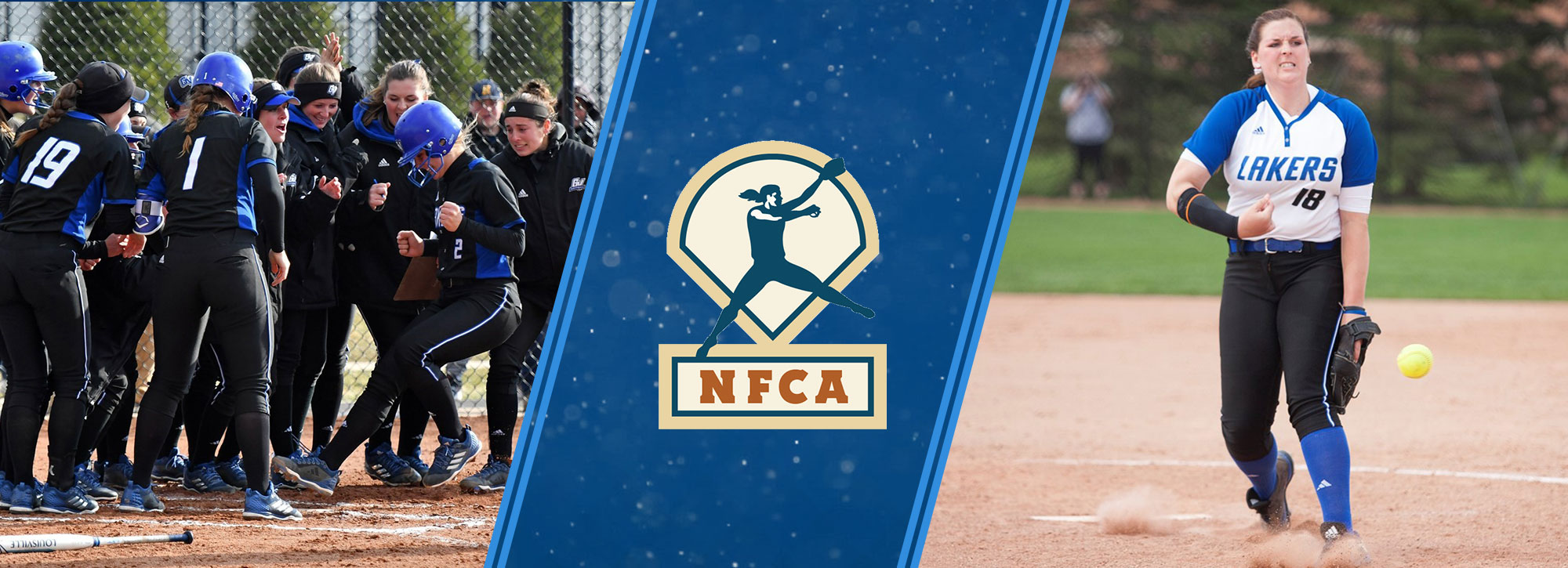 Grand Valley State Honored NFCA Easton Top-10 Academic Team; 68 Individuals Honored