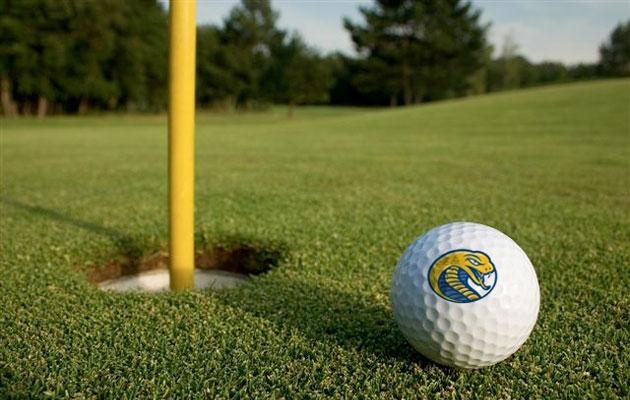 Coker Men's Golf 12th After Day One at Pirate Invitational