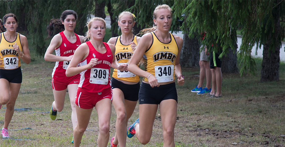 UMBC Men's and Women's Cross Country Finishes 3rd and 2nd Respectively at the Wolfie Invitational