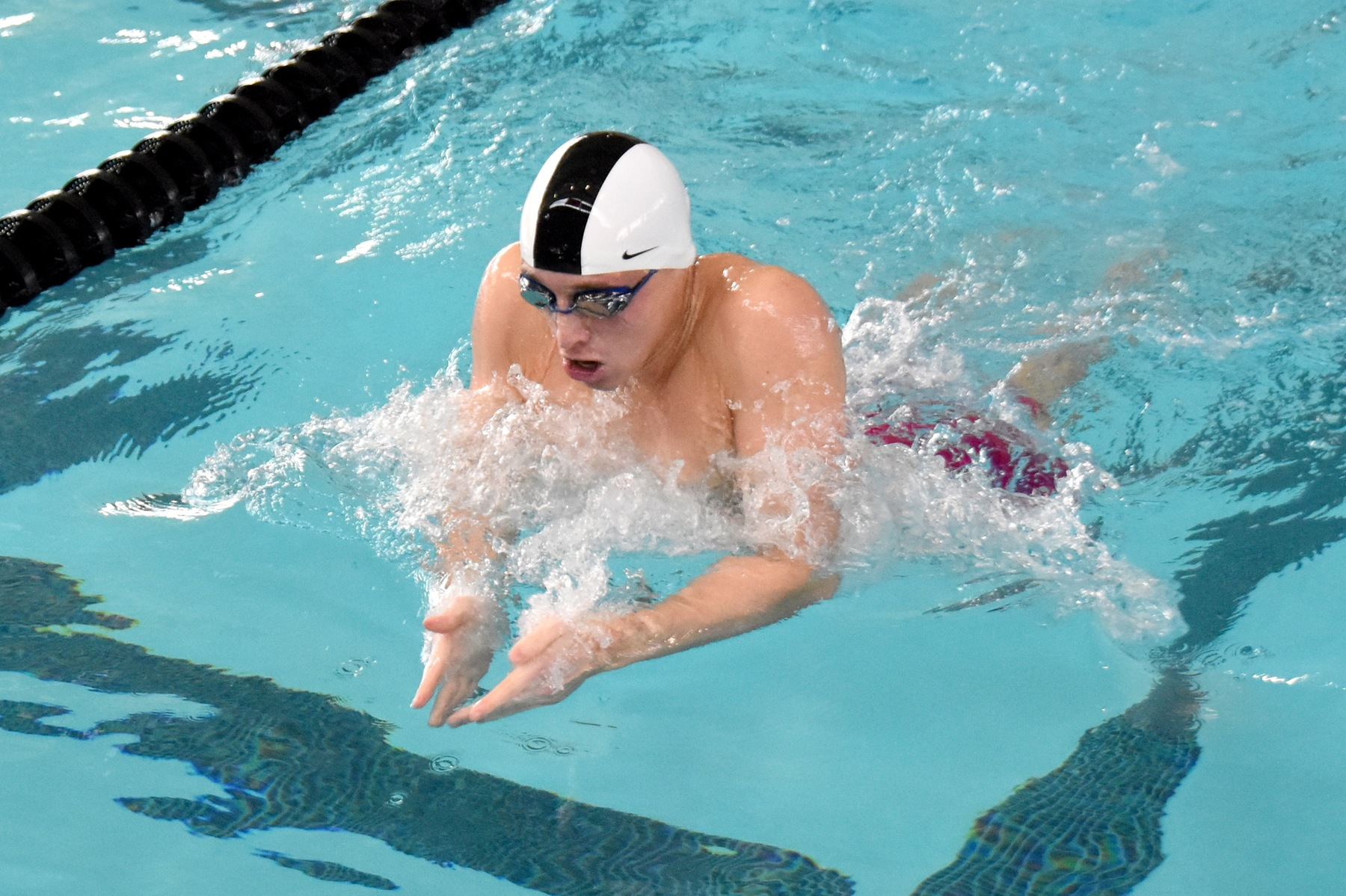 Men's Swim & Dive Impresses at Pomona-Pitzer