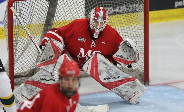 Boynton, Hockey Shut Out Marian 3-0