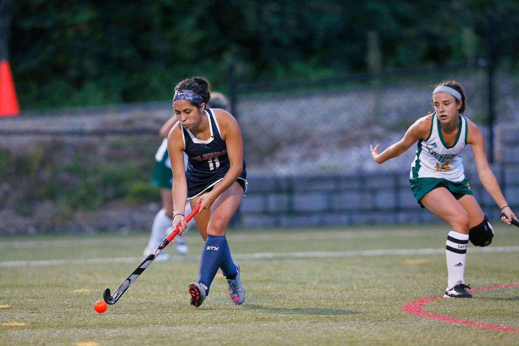 Husson Downs NEC to Advance to NECC Field Hockey Championship