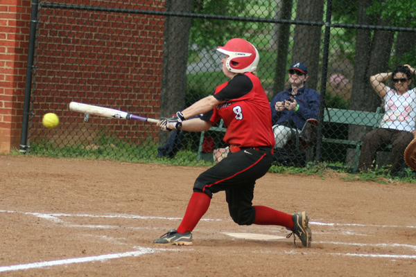 Huntingdon softball closes out conference play unbeaten