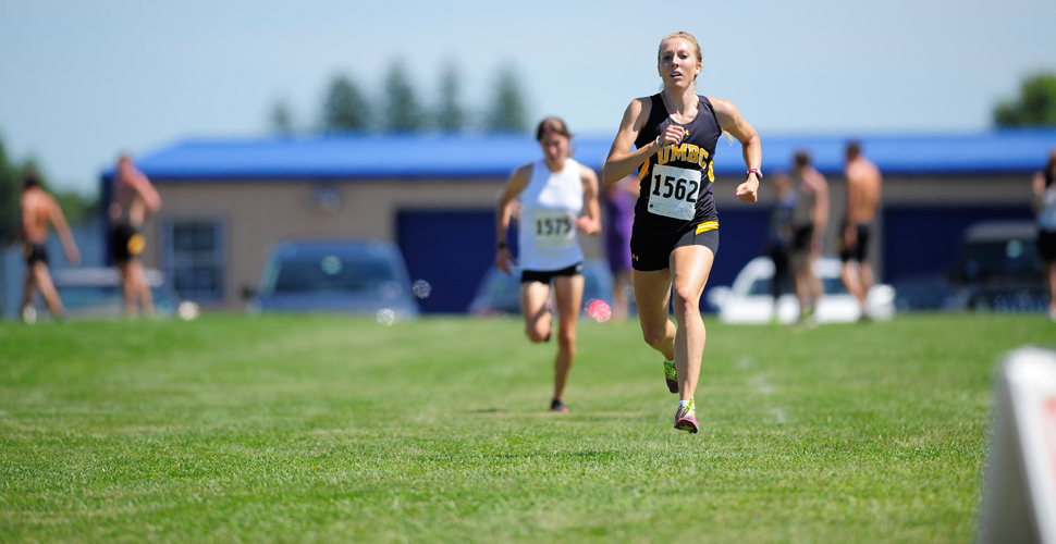 Women's Cross Country Travels to Maine for #AEXC Championships