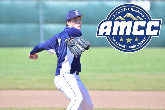 Herzing Named AMCC Pitcher of the Week