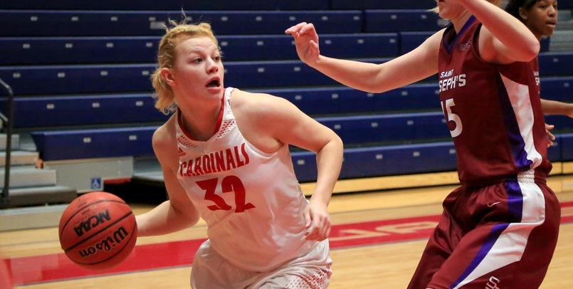 Halee Nieman notched season-highs of 15 points and 10 rebounds in Thursday's victory at Ferris State...