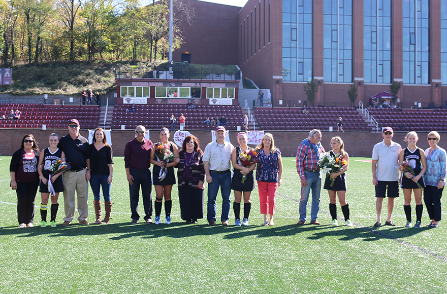 Field Hockey Shuts Out Ferrum on Senior Day