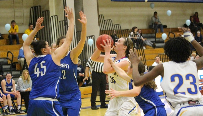 Bialecki's Late Basket Lifts Alfred State