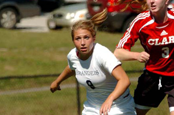 Mimi Theodore leads Judges past Tufts, 2-0