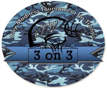 First Annual May Madness Tournament for Troops