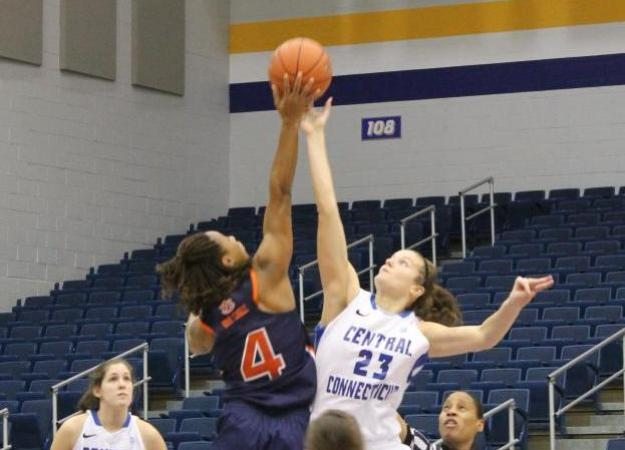 Women's Basketball Topped by Auburn