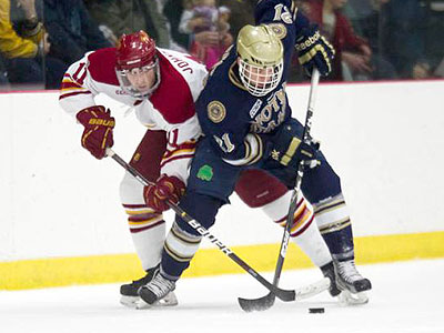 Hockey Notes: #5/6 FSU vs. # 9 Notre Dame