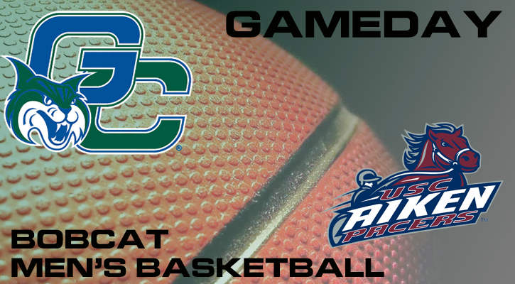 GAMEDAY: Bobcat Men Host #15 USC Aiken for Spirit Night Wednesday