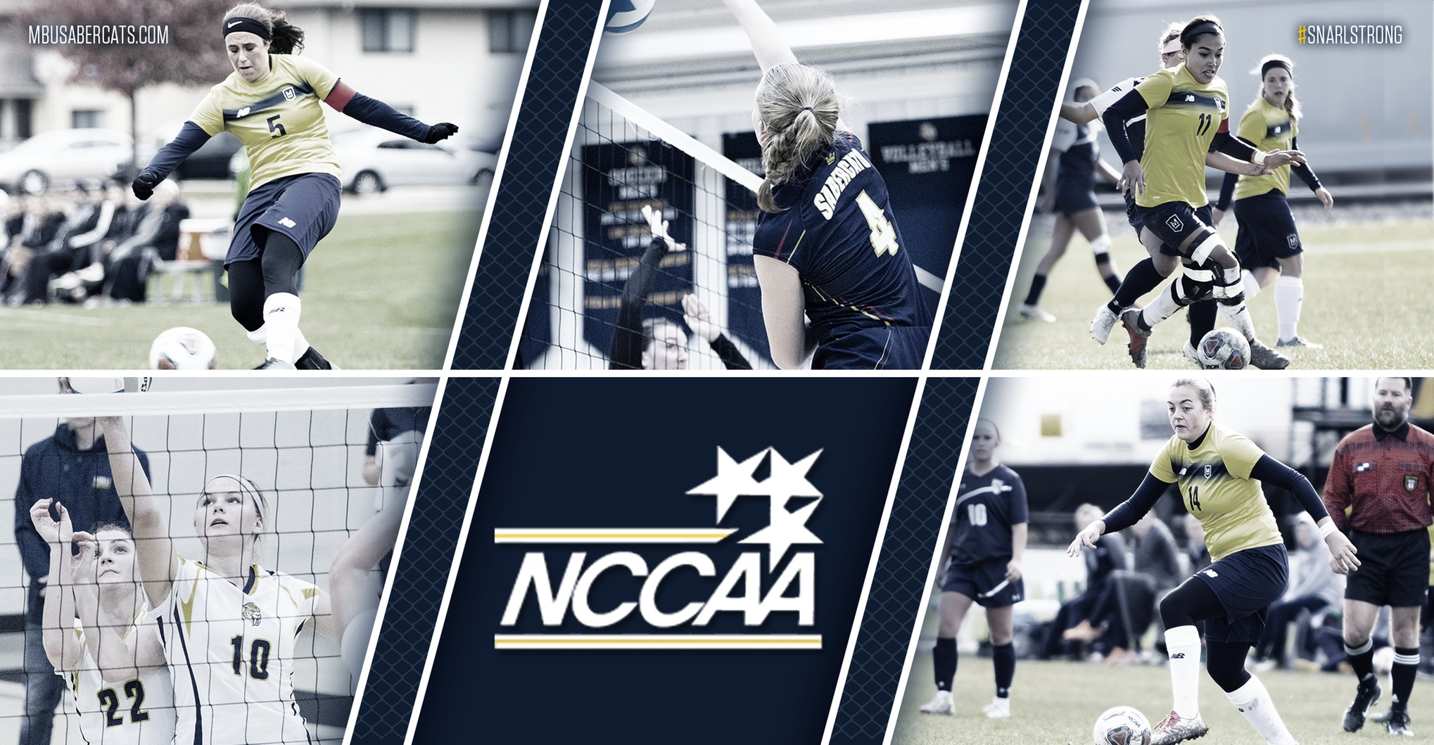 NCCAA All-Americans Announced